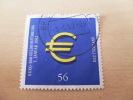 """BRD 2002  Mi. Nr. 2234  O / Gestempelt     """" Einführung Der Euro - Münzen Und Banknoten """" - Gebruikt"""