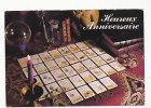 Heureux Anniversaire. Cartes De Tarots Et Boule De Cristal. 1976. Au Verso : Publicité SAMOKA - Cartes Postales