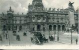 N°22146 -cpa Paris -la Cour Du Carrousel- - Other Monuments