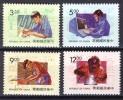 China Taiwan 1993, Jobs - Professions - Occupations **, MNH-VF - Ongebruikt