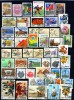 China Taiwan, Lot Of 51 (o) Used Stamps - Collections, Lots & Series