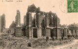HOUPLINES (59) Guerre 1914-1918 Ruines De La Mairie Animation - Ohne Zuordnung