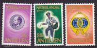 Ned Antillen  1973  NPVH   472-474  MNH  B - Curacao, Netherlands Antilles, Aruba