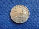 España Spain Plata Silver Argent  2 Pesetas, 10g 0,835  Gobierno Provisional 1870 Perfecta.  V. Fotos - Colecciones