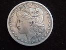 Estados Unidos United States 1 Dollar 1884 Morgan Silver Argent Plata 26,73g 0,900 .  V. Fotos - EDICIONES FEDERALES