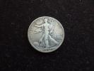 Estados Unidos United States 1/2 Dollar 1943, Liberty, Silver Argent Plata 12,5g 0,900, Usada.  Ver Fotos - EDICIONES FEDERALES