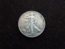 Estados Unidos United States 1/2 Dollar 1946 Liberty Silver Argent Plata 12,5g 0,900, Usada.  V. Fotos - 1916-1947: Liberty Walking