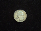 Estados Unidos United States One Quarter 1952  6,25g Silver Argent Plata 0,900. See Images. - 1932-1998: Washington