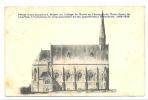 HERVE - Collège Marie-Thérèse - Chapelle - Invitation à L'inauguration (226)hon - Herve