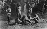 CEYLON CEYLAN  VEDDAHS ABORIGINES - Sri Lanka (Ceylon)