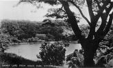 CEYLON CEYLAN  KANDY LAKE FROM WACE PARK - Sri Lanka (Ceylon)