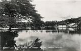 CEYLON CEYLAN  KANDY LAKE WITH GLIMPSE OF TEMPLE OF THE TOOTH - Sri Lanka (Ceylon)