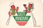 PATES SAUCE PANZANI  A L'ITALIENNE DE LUXE SIGNE H.MORVAN - Alimentaire