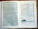France Pittoresque 1835- Departement De La HAUTE VIENNE- 87. - Limousin