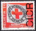 Zu 976 / Mi 1689 / YT 1617 50 Ans Convention De Genève CICR Croix Rouge ** / MNH - Neufs
