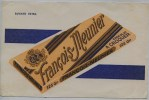 Buvard -  ** FRANCOIS  MEUNIER   ** -   CHOCOLAT  A  CROQUER - Cocoa & Chocolat