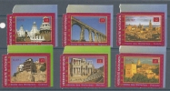 ONU VIENNE - PATRIMOINE MONDIAL -ESPAGNE 335 à 340 NEUF * * - Non Classés