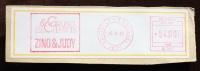 LOTTO 3 FRAMMENTI CON AFFRANCATURE MECCANICHE ROSSE - BELGIO, CANADA, GIAPPONE NIPPON 1993 - Lots & Kiloware (max. 999 Stück)
