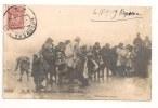 Lettre - RUSSIE Empire - Càd S/TP Russe à 4 Ks Rouge - 1909 - Briefe U. Dokumente