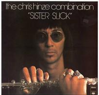 * LP *  CHRIS HINZE COMBINATION - SISTER SLICK (Holland 1974 EX-!!!) - Jazz