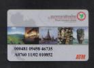 THIALAND   -  THE FARMERS BANK  ( GLOBAL ATM ) 1999 - RARE - - Geldkarten (Ablauf Min. 10 Jahre)