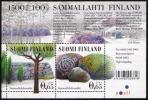 Finland 2004 ** Sammallahdenmäki, A Bronze Age Burial Site, Archaeology, UNESCO - Sheet - Archaeology
