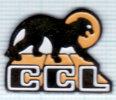 Pin's Panthère CCL - Animali