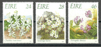 Ireland 1988 ( Flowers - Conservation Of Flora ) - MNH (**) - Ohne Zuordnung