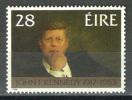 Ireland 1988 ( John F. Kennedy, Portrait By James Wyeth ) - MNH (**) - Irlande