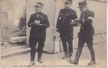 LA GRANDE GUERRE 1914 LE GENEAL JOFFRE ET LE GENERAL CASTELNAU    CPA  CIRCULEE - Oorlog 1914-18