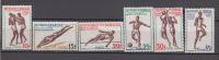 SENEGAL  1963   N°  217/222      COTE  6.00  EURO        (436) - Senegal (1960-...)