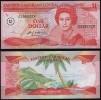 East Caribbean ( Anguilla ) P 17 U - 1 Dollar 1985 1988 - UNC - Caraïbes Orientales