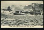 Savoie Crest Voland  Paysage D'hiver à - France