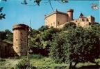 España-Barcelona-Castelldefels-Castillo - Castillos