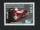 Italie Italia 2003 Europalia émission Avec La Belgique Cisitalia Pinin Farina Auto Yv 2665 MNH ** - Voitures