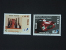 Italie Italia 2003 Europalia émission Avec Belgique Georgio Morandi Cisitalia Pinin Farina Auto Yv 2664-2665 MNH ** - Joint Issues