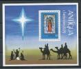 ANTIGUA Mi.Nr. Block Christmas 1979 Kamel -MNH - Antigua Und Barbuda (1981-...)