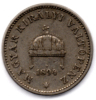 UNGHERIA 20 FILLER 1894 - Ungheria