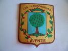 62 - LAVENTIE LES RANDONNEURS   ECUSSON EN TISSU - Unclassified