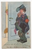Arthur Thiele Humor Illustrated POSTCARD Ca1900 Cpa AK (W3-0029) - Thiele, Arthur