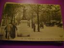 75 -PARIS - TOUT PARIS XIII - 156 - BOULEVAARD DE PORT ROYAL - STATUE DE RICORD - CPA ECRITE EN 1919 - Arrondissement: 13