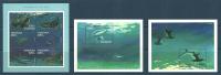 Tanzania 1999 ( Sharks ) - 1 Sheet Of 6 + 2 S/S - MNH (**) - Tanzania (1964-...)