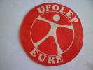 EURE UFOLEP  ECUSSON EN TISSU - Unclassified