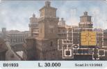 ITALY - Ferrara Parking Card L.30000, Used - Andere Sammlungen