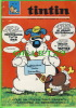 BD - TINTIN HEBDOMADAIRE - No 21, 23e ANNÉE, 1968 - 52 PAGES - REFERENDUM TINTIN, BRUXELLES - - Tintin