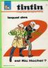 BD - TINTIN HEBDOMADAIRE - No 23, 23e ANNÉE, 1968 - 52 PAGES - LEQUEL DES  HOMMES EST RIC HOCHET ? - Tintin