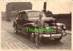 VINTAGE PHOTO SNAPSHOT CAR   ** ANCIEN PHOTO VOITURE AUTOMOBILE - Automobiles