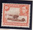 1938 - King George VI - Kenya, Uganda & Tanganyika