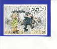 W1374)  HISTOIRE DE MARIN ET DE CRACHIN  Par Illustrateur :  PHILIPPE LUGUY  (Très Très Bon état) - Humour