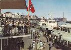 Hamburg, Landungsbrücken, Dampfer, Große Hafenrundfahrt, Um 1975 - Handel